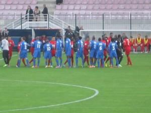 victoire de Beauvais 1 - 0